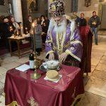 """Задушница – Света Архиерејска Заупокоена Литургија во соборниот храм """"Свети Великомаченик Димитриј"""", во Битола"""