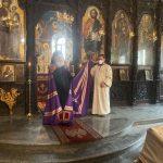 """Недела на Света Марија Египетска – Света Божествена Литургија во храмот """"Рождество на Пресвета Богородица"""" во Битола"""