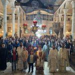"""Воскресение Христово – Архиерејска Пасхална Литургија во соборниот храм """"Свети Великомаченик Димитриј"""", во Битола"""