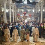"""Духовден – Света Архиерејска Литургија во храмот """"Свети Великомаченик Димитриј"""" – Битола"""