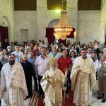 Вознесение Христово – Света Архиерејска Литургија во Брусник