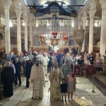 """Петта недела по Педесетница – Света Архиерејска Литургија во соборниот храм """"Свети Великомаченик Димитриј"""", во Битола"""