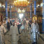 """Четврта недела по Педесетница – Света Архиерејска Литургија во храмот """"Рождество на Пресвета Богородица"""", во Битола"""
