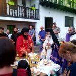 Архиерејска Вечерна богослужба во манастирот Свети Илија – Ротино