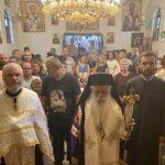 Свети Седмочисленици, Свети Великомаченик Пантелејмон – Архиерејска Вечерна во Битола