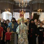 Успение на Пресвета Богородица – Света Архиерејска Литургија во Јанковец