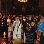 """Монашки постриг во манастирот """"Свети Јован Крстител"""", во Слепче"""