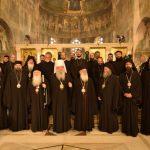 ПРОСЛАВЕН ГОЛЕМИОТ ЈУБИЛЕЈ 40 ГОДИНИ АРХИЕРЕЈСКА СЛУЖБА И 70 ГОДИНИ ОД РАЃАЊЕТО НА МИТРОПОЛИТОТ ТИМОТЕЈ